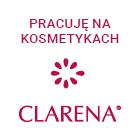 Pracuję na kosmetykach Clarena