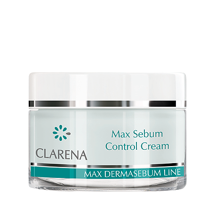 Max Sebum Control Cream
