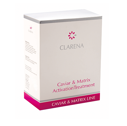 Caviar & Matrix Activation Treatment | Clarena