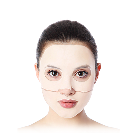 Anti-Ageing Biocellulose Double Mask