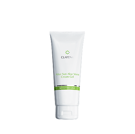 After Sun Aloe Vera Cream-Gel