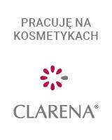 Pracuję na kosmetykach Clarena 160x200