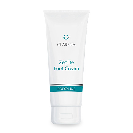 Zeolite Foot Cream Zeolitowy krem do stóp